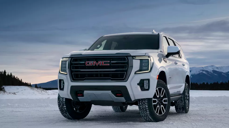 2021 GMC Yukon and Yukon XL Unveiled At Anthony Buick GMC In Gurnee, IL