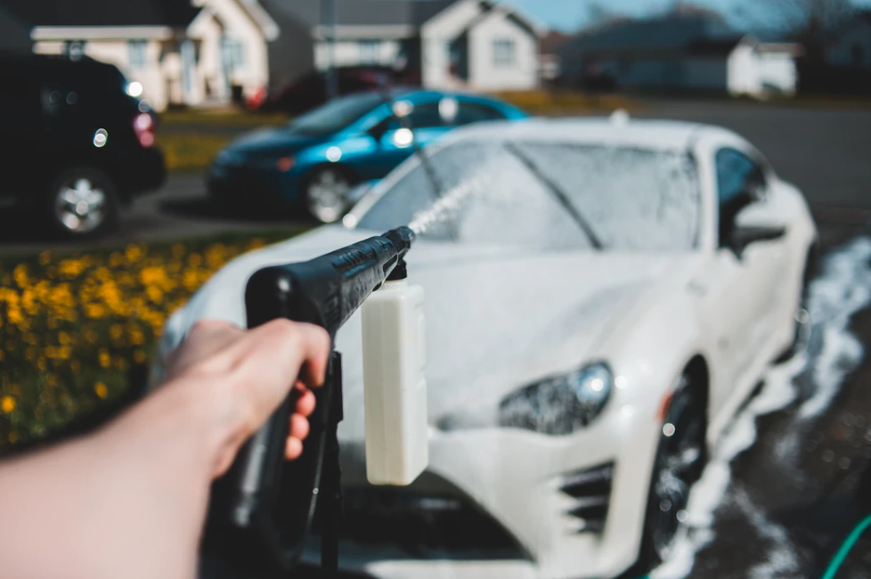 Tips for Washing Your Car This Spring