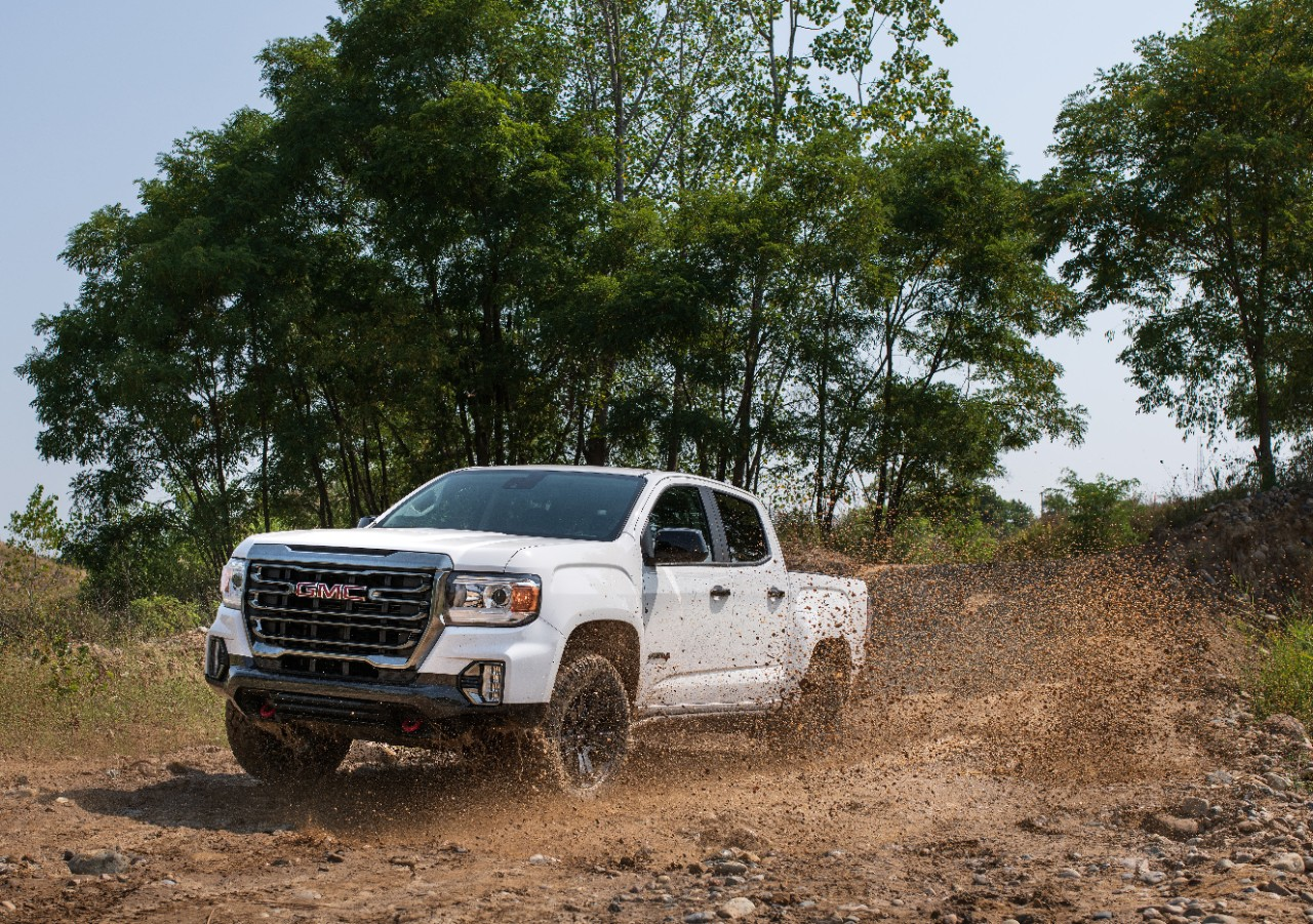 2021 GMC Canyon AT4 Off-Road Performance Edition | Anthony Buick GMC | Gurnee, IL