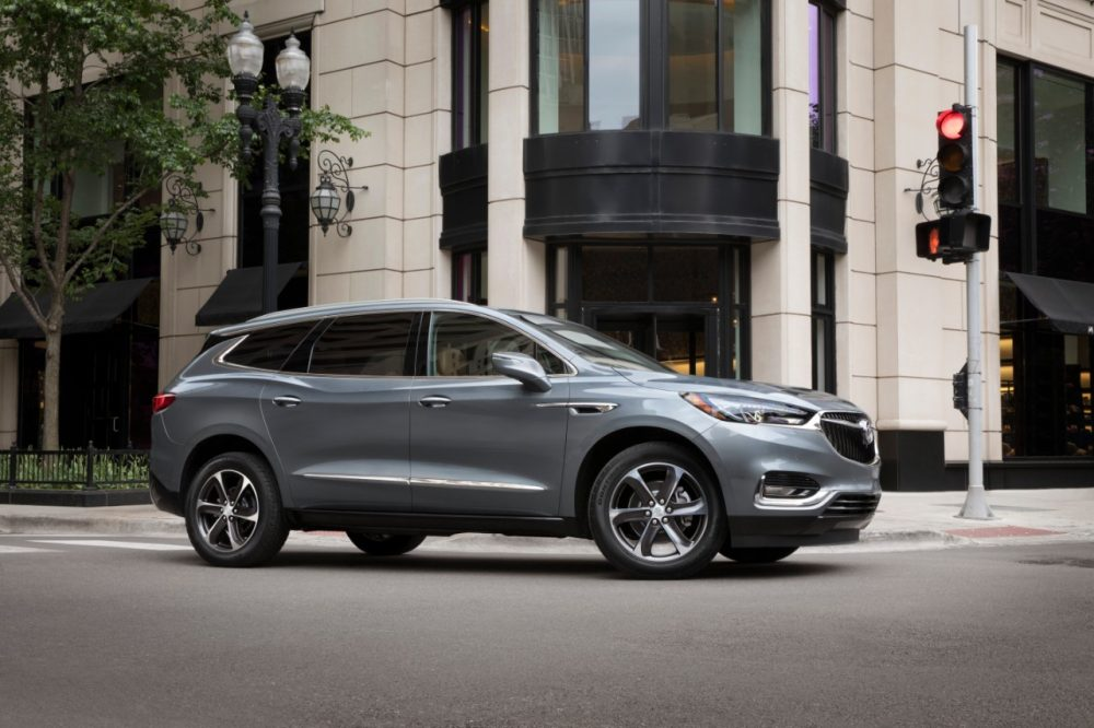2021 Buick Enclave Makes List Of Quietest SUVs | Anthony Buick GMC | Gurnee, IL